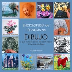ENCICLOPEDIA DE TECNICAS DE DIBUJO, EDICION 2017. GUIA ILUSTRADA PASO A PASO CON MAS DE 50 TECNICAS DE DIBUJO