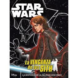 STAR WAR . LA VENGANZA DE LOS SITH (GRAPHIC NOVEL APARICION 519 )