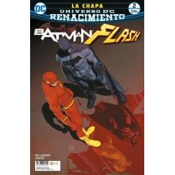 BATMAN/ FLASH: LA CHAPA NUM. 02 (DE 4) (RENACIMIENTO)