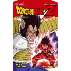 DRAGON BALL Z ANIME SERIES SAIYANOS Nº 05/05