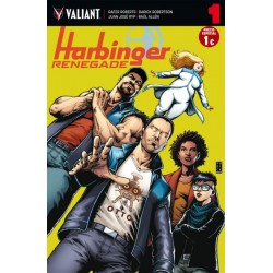 HARBINGER RENEGADE 1