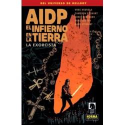 AIDP 31 EL INFIERNO EN LA TIERRA 14:LA EXORCISTA