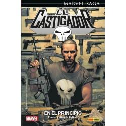 EL CASTIGADOR 02 EL PRINCIPIO (MARVEL SAGA 17)