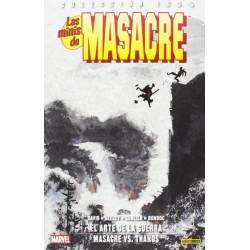 LAS MINIS DE MASACRE 6. EL ARTE DE LA GUERRA/ VS. THANOS