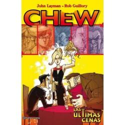 CHEW Nº 11/12 LAS ULTIMAS CENAS