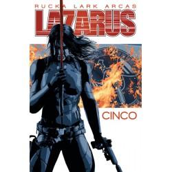 LAZARUS 5. SACRIFICIO