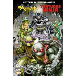 BATMAN/TORTUGAS NINJA (2A EDICION)