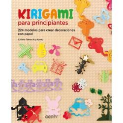 KIRIGAMI PARA PRINCIPIANTES. 224 MODELOS PARA CREAR DECORACIONES CON PAPEL