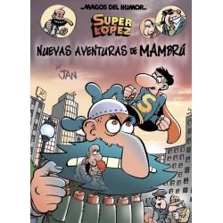 NUEVAS AVENTURAS DE MAMBRU (MAGOS DEL HUMOR SUPERLOPEZ 187)