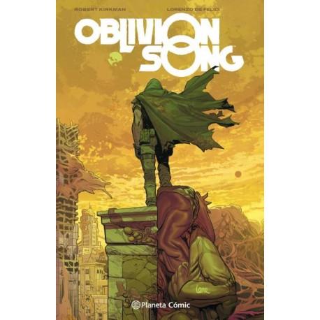OBLIVION SONG Nº 01
