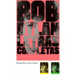 BOB DYLAN LETRAS COMPLETAS