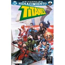 TITANES NUM. 02 (RENACIMIENTO)