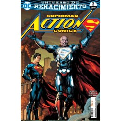 SUPERMAN: ACTION COMICS NUM. 03 (RENACIMIENTO)