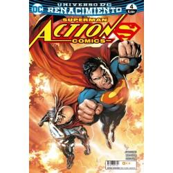 SUPERMAN: ACTION COMICS NUM. 04 (RENACIMIENTO)