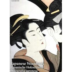 JAPANESE WOODCUTS- XILOGRAFIA JAPONESA