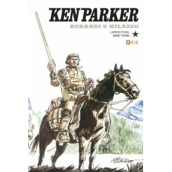 KEN PARKER 01: LARGO FUSIL/MINE TOWN