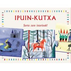 IPUIN-KUTXA. SORTU ZURE ISTORIOAK!