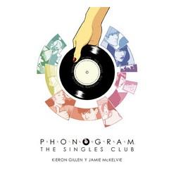 PHONOGRAM 02. THE SINGLES CLUB