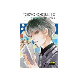 TOKYO GHOUL:RE 1