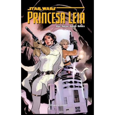 STAR WARS PRINCESA LEIA TOMO (RECOPILATORIO)