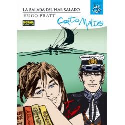 HP 7 - CAST. CORTO MALTES LA BALADA DEL MAR SALADO