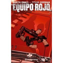 EQUIPO ROJO Nº 01