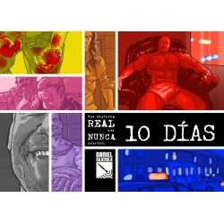 10 DIAS. UNA HISTORIA REAL QUE NUNCA OCURRIO