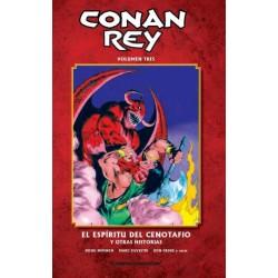 CONAN REY Nº 03/11. EL ESPIRITU DEL CENOTAFIO Y OTRAS HISTORIAS