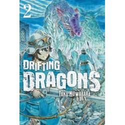 DRIFTING DRAGONS N 02