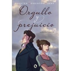 ORGULLO Y PREJUICIO (LA NOVELA GRAFICA)