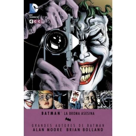 GRANDES AUTORES DE BATMAN: LA BROMA ASESINA (7A EDICION)