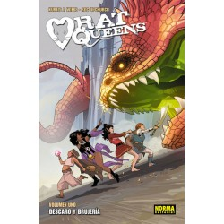 RAT QUEENS 1. DESCARO Y BRUJERIA