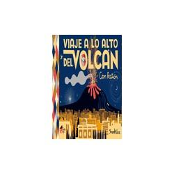 VIAJE A LO ALTO DEL VOLCAN. CON RATON