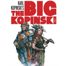 THE BIG KOPINSKI 01. SKETCHES E ILUSTRACIONES DE KARL KOPINSKI