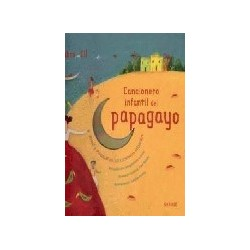 CANCIONERO INFANTIL DEL PAPAGAYO+CD