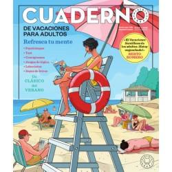 CUADERNO BLACKIE BOOKS. VOL. 8. CUADERNO DE VACACIONES PARA ADULTOS