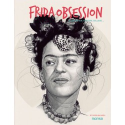 FRIDA OBSESSION. ILLUSTRATION, PAINTING, COLLAGE ...