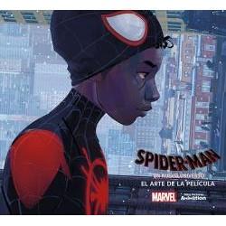 SPIDER-MAN: UN NUEVO UNIVERSO. EL ARTE DE LA PELICULA