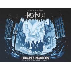 HARRY POTTER: LUGARES MAGICOS. UN ALBUM DE ESCENAS DE PAPEL