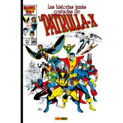 MARVEL GOLD LAS HISTORIAS JAMAS CONTADAS DE LA PATRULLA-X 1