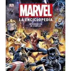 MARVEL. LA ENCICLOPEDIA. PROLOGO DE STAN LEE