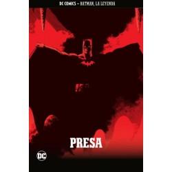 BATMAN, LA LEYENDA 18: PRESA