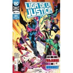 LIGA DE LA JUSTICIA NUM. 92/14