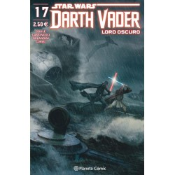 STAR WARS DARTH VADER LORD OSCURO Nº 17/25