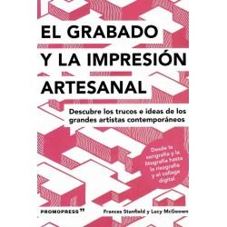 GRABADO E IMPRESION ARTESANAL - DESCUBRE LOS TRUCOS DE LOS GRANDES ARTISTAS CONT