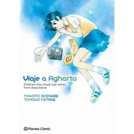 VIAJE A AGHARTA (LOST VOICES 3-EN-1). CHILDREN WHO CHASE LOST VOICES FROM DEEP BELOW