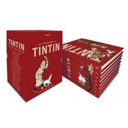 TINTIN BOX. LA COLECCION COMPLETA