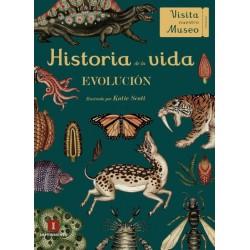 HISTORIA DE LA VIDA (LIBRO). EVOLUCION