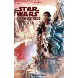 STAR WARS IMPERIO DESTRUIDO Nº 02