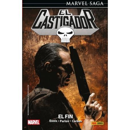 EL CASTIGADOR 12. EL FIN (MARVEL SAGA 58)